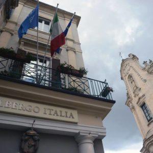 albergo italia matera