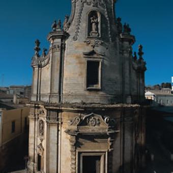 chiesa del purgatorio matera